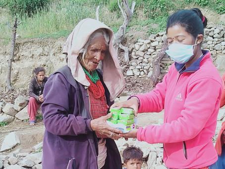 Coronasmitte tvinger Nepal i knæ. Skal have hjælp nu