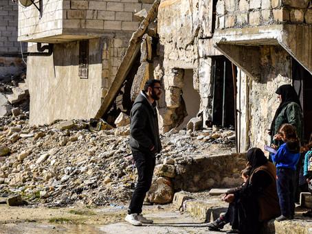 Syrien – et land i opløsning