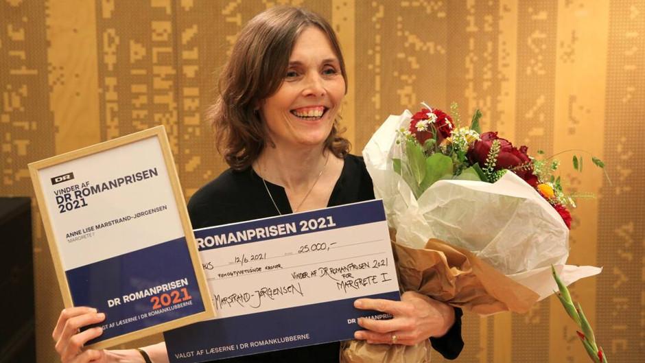 Venligboer får prestigefyldt romanpris
