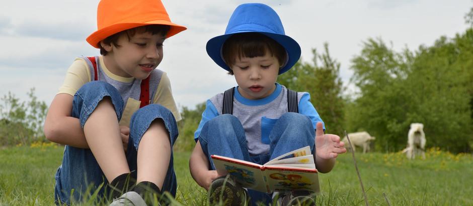 Børnebøger om klima, køn og kærlighed kan vinde fornem pris