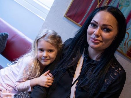 'Familienetværket er et åndehul for min mig og min datter'