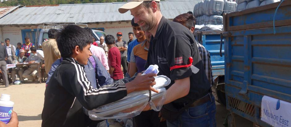 Hjælpearbejde er solidaritet