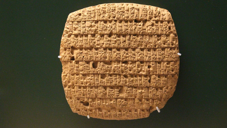 Ældgammelt skrift får nyt liv i ord og billeder