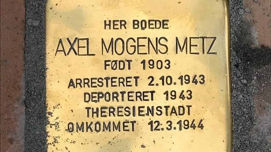 Nu bliver ofre for nazimord også mindet i Odense