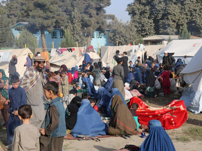 Ny krise lurer i Afghanistan. Dansk ngo klar til at hjælpe