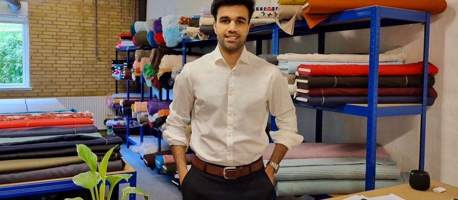 Saleh er serie-iværksætter med fokus på klima og miljø