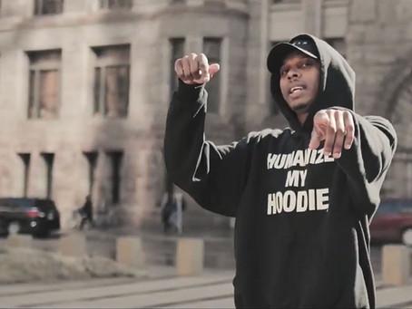 Rapper: 'Musik heler og bygger bro mellem mennesker'