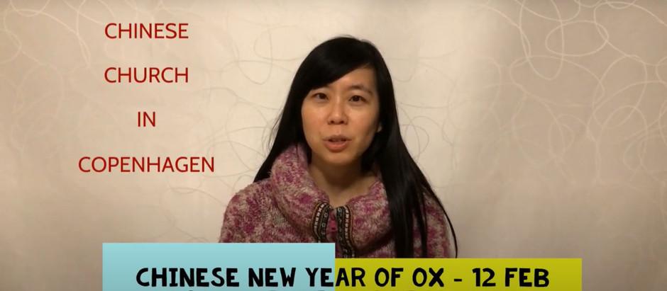 Danske kinesere fejrer nytår på afstand