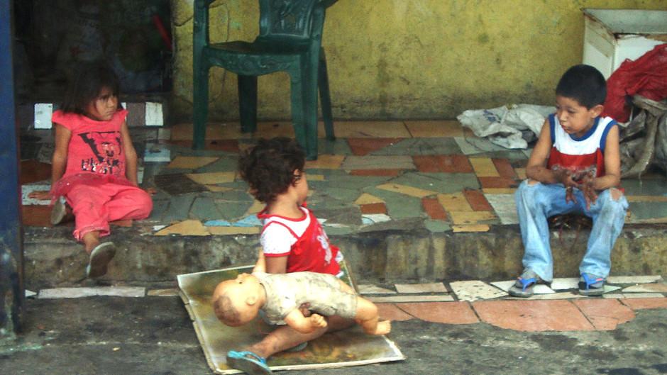 Gadebørn i Nicaragua får en ny chance i livet