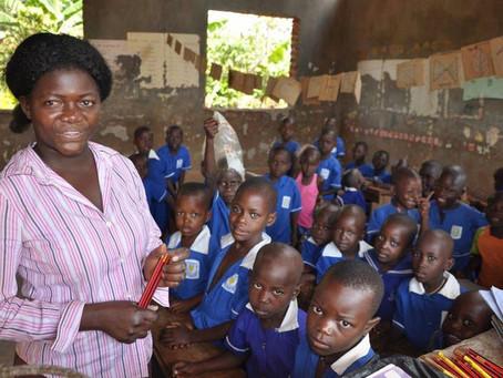 Frivillige ildsjæle hjælper Ugandas børn tilbage i skole efter pandemien