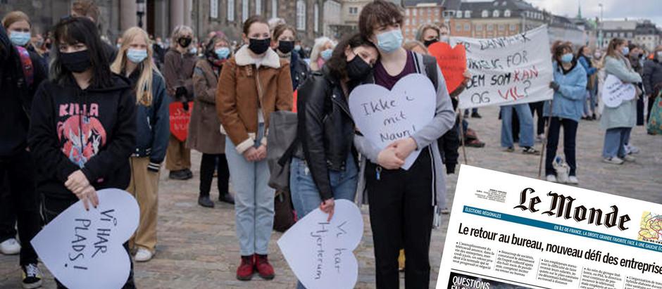 Fransk avis: Folketinget angriber flygtninges ret til beskyttelse