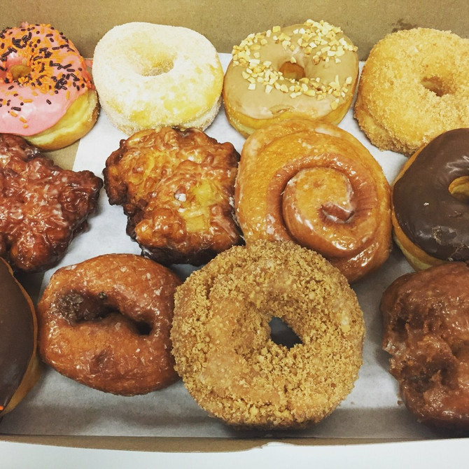 8 Best donut spots in Phoenix
