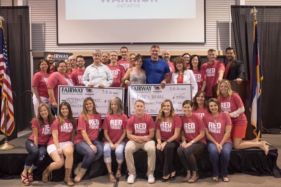 Fairway Independent Mortgage   VA Loans   American Warrior Initiative