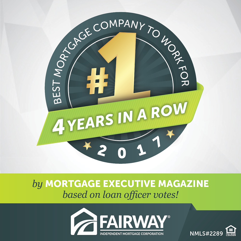 Fairway Mortgage Arizona | Mortgage Executive Magazine | Best Mortgage Companies