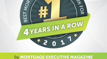Fairway Independent Mortgage Corporation Voted #1 Best Company to Work For Four Years in a Row