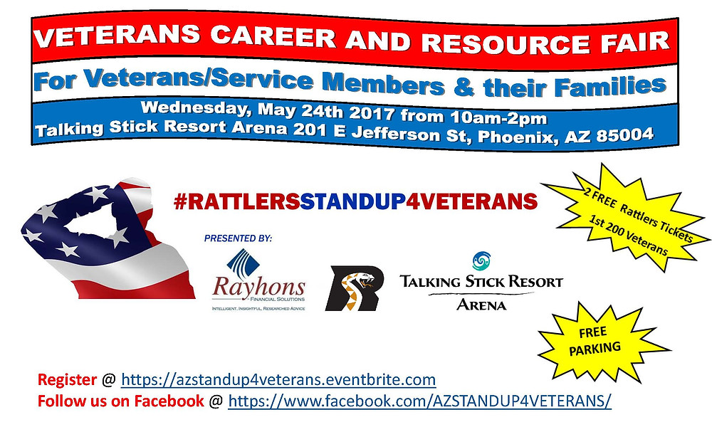 Arizona Veterans Career Fair   Fairway Mortgage Arizona   VA Loans Arizona
