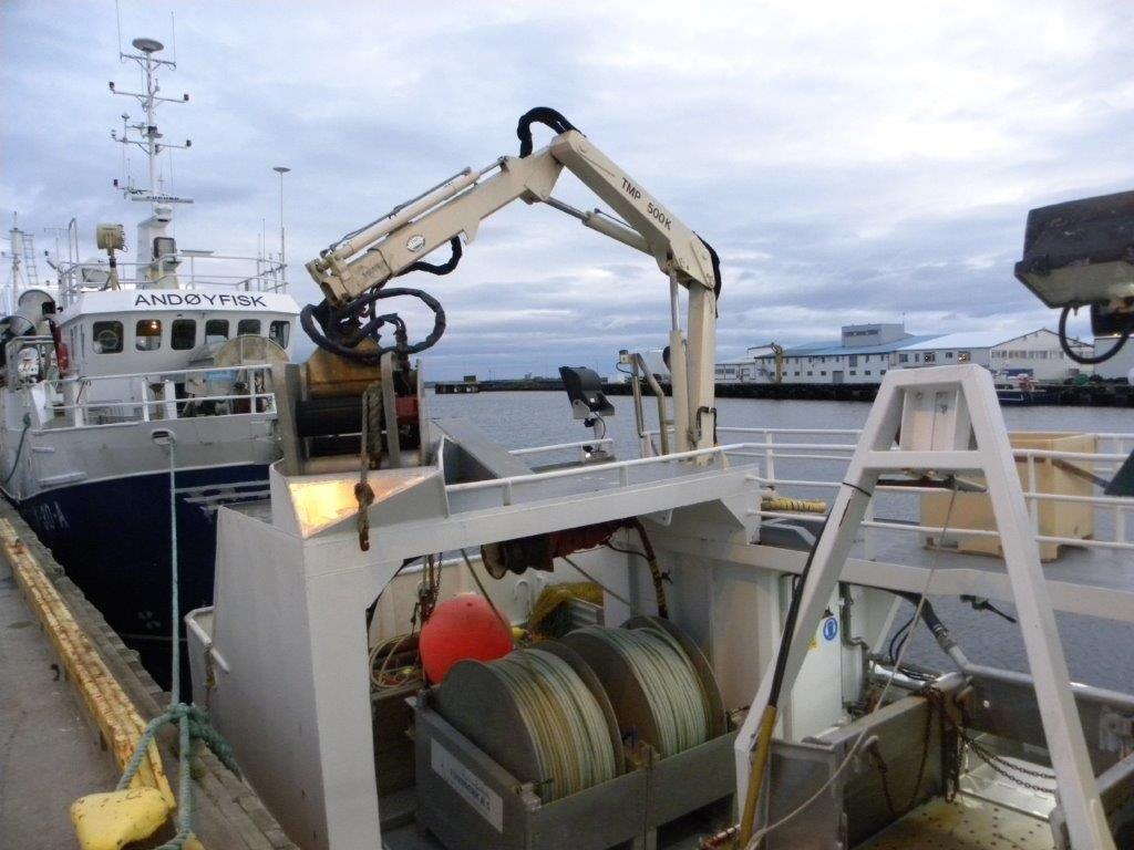Fiskefartøy under 15 meter til salgs. M/