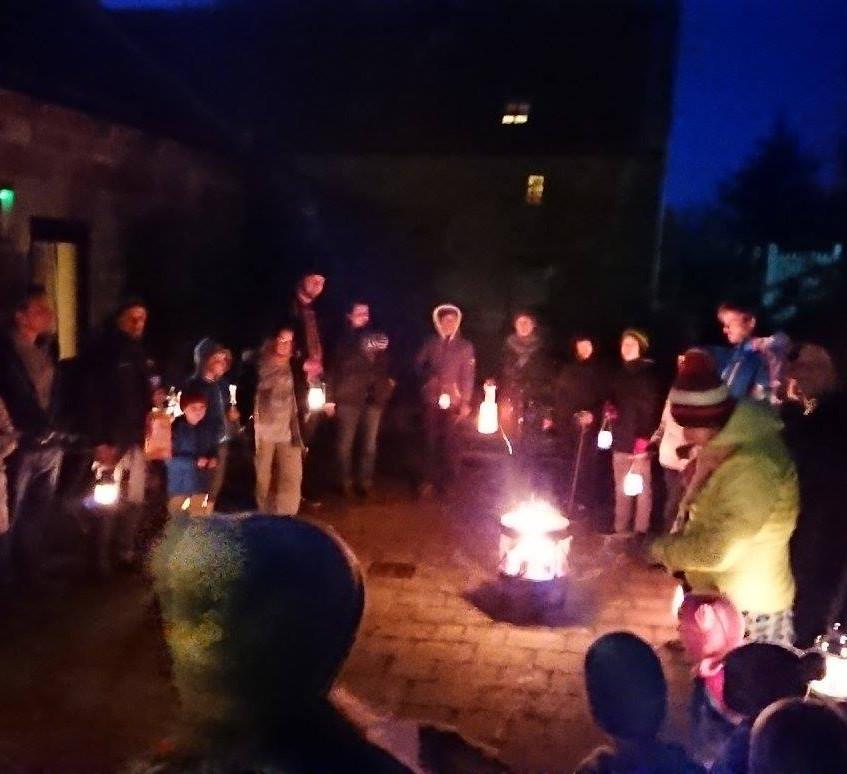 Lantern Walk 2017