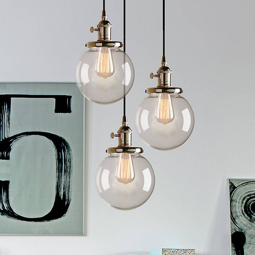Led Modern 3 Bulb Home Ceiling Light Smart Tools Pte Ltd