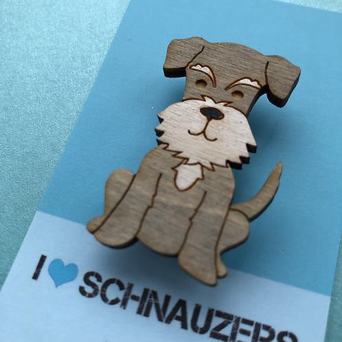 Schnauzer (£1 to Schnauzerfest)