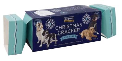 Rectangular Christmas Cracker for Dogs