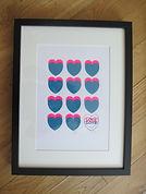 Love Hearts No. 12