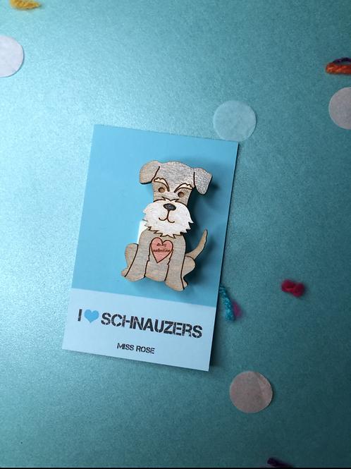 Valentine Schnauzer (£1 to Schnauzerfest)