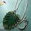 Thumbnail: Wooden leaf necklace
