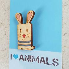 I love animals- Roxy the Rabbit