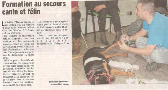 article_dauphiné_journée_1er_secours_mar