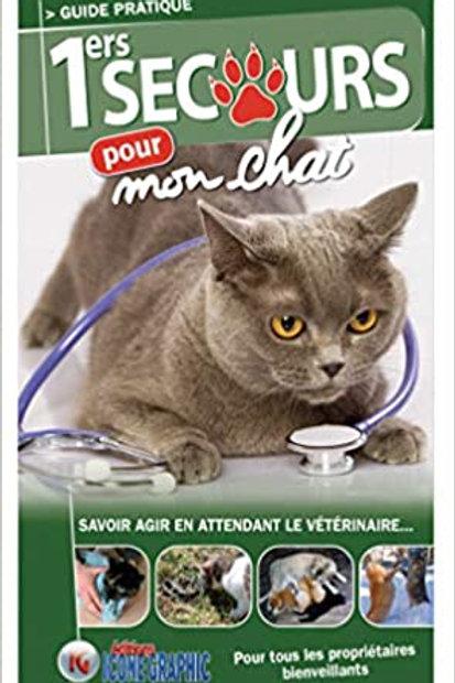Premiers Secours Pour Mon Chat