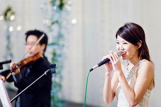 Sparkle Live Music Wedding Singer