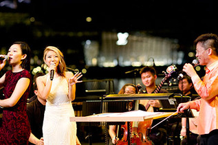 Sparkle Live Music live band services