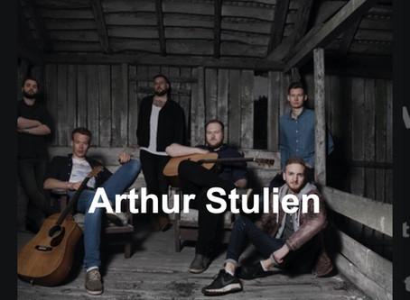 """Ny singel fra Arthur Stulien, """"Riverbank"""" slippes 1.mai!"""