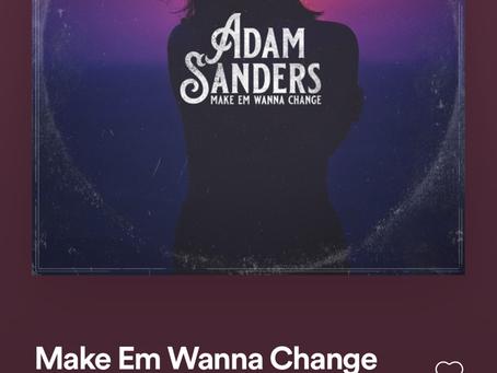 Ny singel fra Adam Sanders