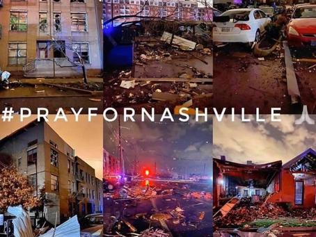 Innsamlingsaksjon for Nashville
