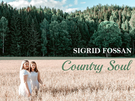NEW SINGLE: Norwegian Sigrid Fossan is singing about where her soul belongs