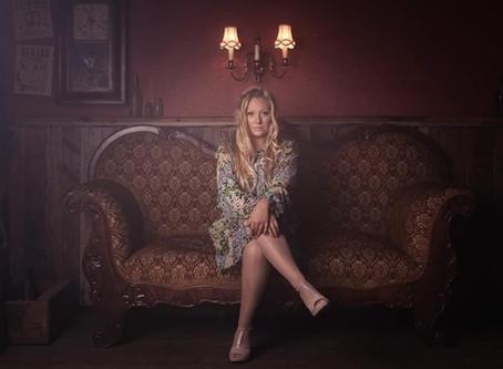 Caitlin Palm: New album! Press release/pressemelding