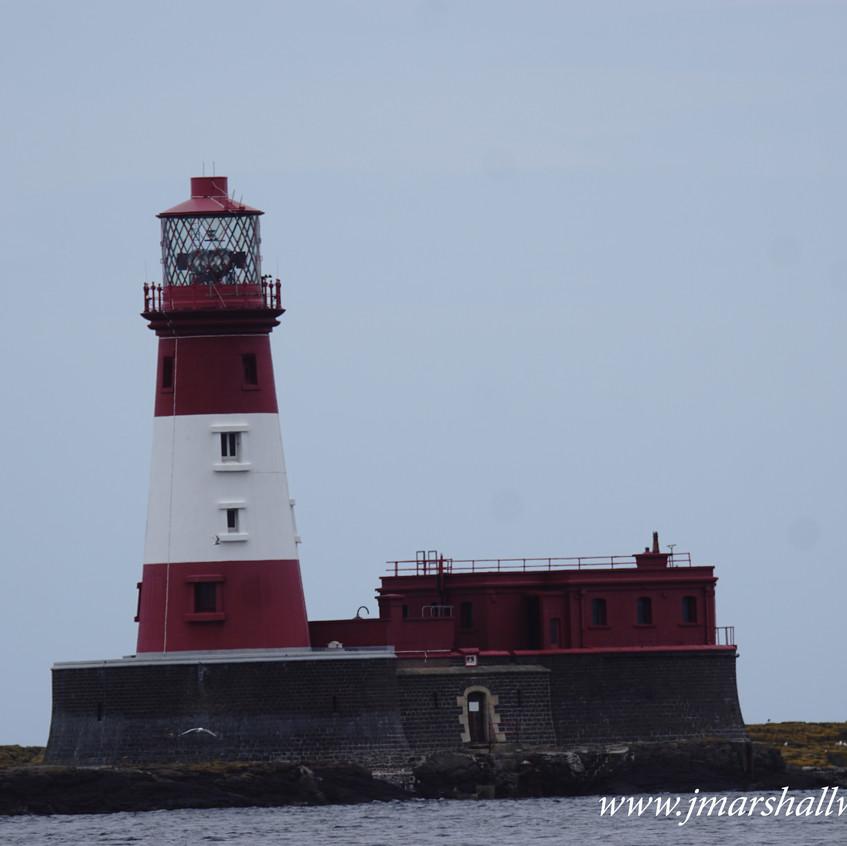 Brownsman Lighthouse