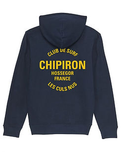 Sweat-capuche-Club-Surf-Chipiron-Hossego