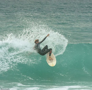 Lucas moniteur Chipiron Surfschool Hossegor