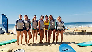 cours collectif - chipiron surfschool