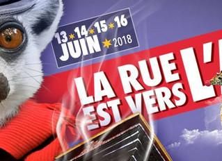 """Festival """" La Rue Est Vers L'Art"""""""