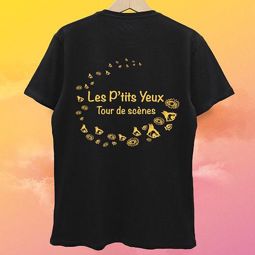 """T-shirt homme """"Tour de Scènes"""" (taille M)"""
