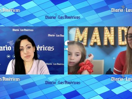 Diario Las Americas: Mandy Corrente, en Doral podría estar la próxima estrella