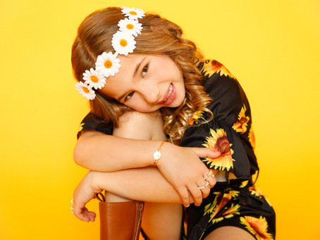 """New York Weekly Child Celebrity Mandy Corrente Spreads Bigger Wings With New Single """"Butterfly"""""""