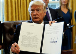First 100 Days: The Executive Orders