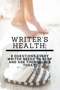 8 Questions Every Writer Needs to Stop and Ask Themselves Today!