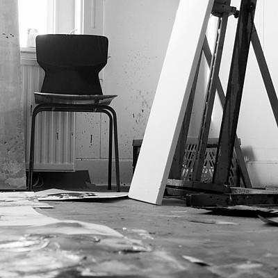 Art behind the scenes