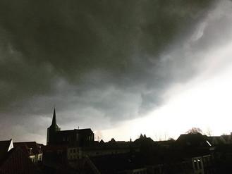 Darkness 🖤_._._#dutchlandscapes #landsc